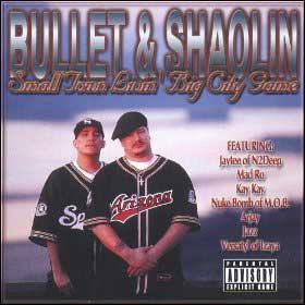Bullet Smalltown Livin Big City Game Album